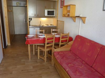 Photo for Apartment Les Lauzières in Val Thorens - 6 persons, 1 bedrooms