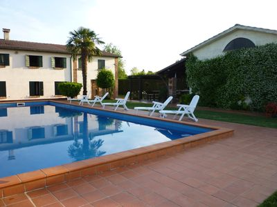 Photo for Holiday House with swimming pool near Padua and Venice