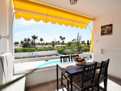Photo for New Apartment 100mt From Dunes Maspalomas Playa Ingles WiFi