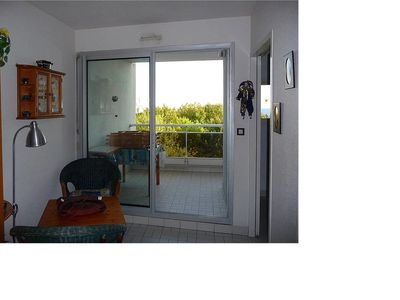 """Photo for The """"Ptit Flamant"""" nice studio cabin - sea view in 2nd line - sleeps 4"""