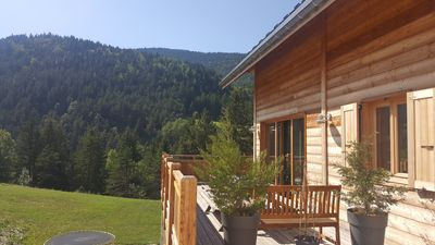 Photo for Chalet 10 pers. with indoor pool in Villard de Lans