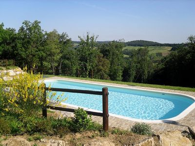 Photo for Cottage Gelsomino near Fiorenze, San Gimignano, Siena...