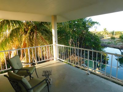 Photo for Great Get Away House in Belize -Quiet Canal Location with Sea Views