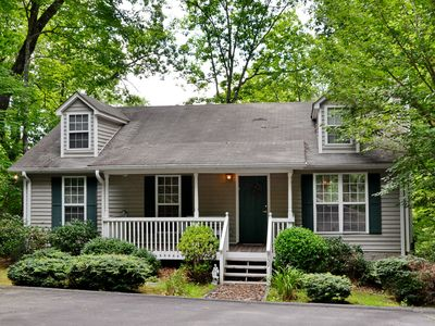Photo for 4BR House Vacation Rental in Sapphire, North Carolina