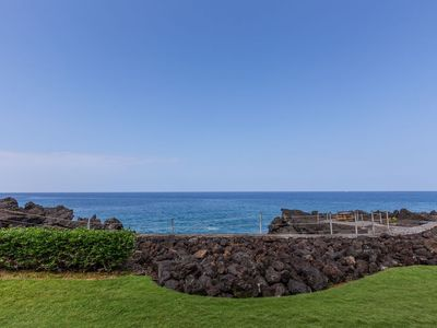 Photo for Aloha Condos, Keauhou Kona Surf and Racquet Club, Condo 2-102, Oceanfront