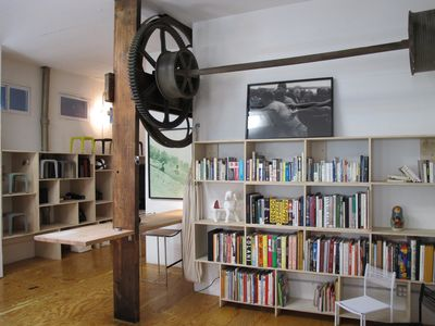 Photo for 100 sq ft Loft Style Apartment 2 blocks from Bedford Stop (L Train)