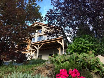Photo for CHALET Gerardmer-Isabella 12 pers: swimming pool jacuzzi sauna s / fitness petanque wifi