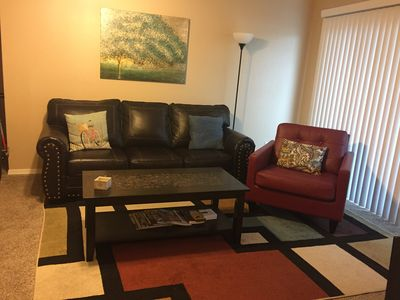Photo for 1bed/bath + W&D +parking stall -Within walking distance to Scottsdale stadium!