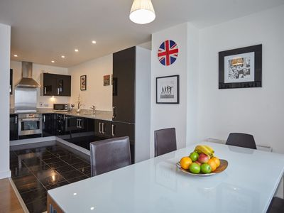 Photo for Luxury Riverside apartments, 3 Bedroom apartment on the river, O2, Excel