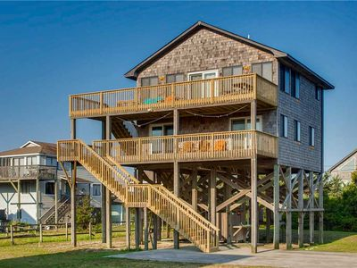 Photo for Ideal for Small Families! Oceanview- Cmty Beach Boardwalk, Dog-Friendly, Wet Bar