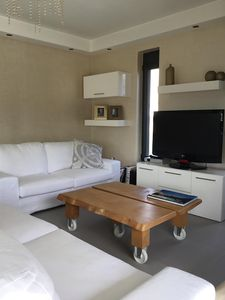 Photo for Villa sun gold, luxury apartment 400m from the beach!!!