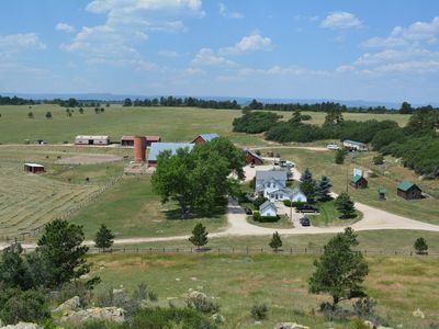 Photo for Historic Ranch Close to Colorado Springs and Denver