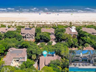 Photo for 6 High Rigger-NEWLY renovated 2nd row home in Palmetto Dunes!