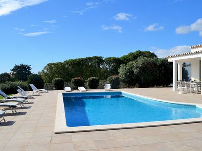 Photo for 5BR Villa Vacation Rental in Luz