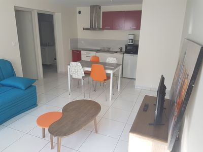 Photo for Apartment in quiet 15 minutes from Nantes