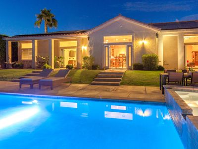 Photo for Paradise Villa - Family Friendly - 5 Bedrooms, Big Pool, Pool Table!