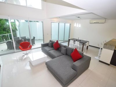 Photo for Stunning 2 Bedroom In The Heart Of Playa Del Carmen- Oasis 12 Condo # 101