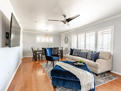 Photo for Brand New Old Town Home - 5 mins to Entertainment District!