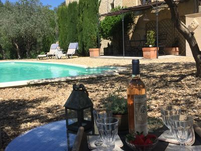Photo for The Luberon at your doorstep, just waiting for you
