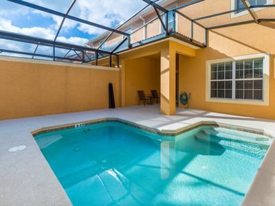 Photo for 4 Bedroom/3 Bathrooms Paradise Palms (2977BP)