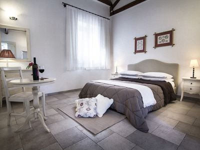 Photo for MASSERIA BARONI NEW Superior room of olive trees 4