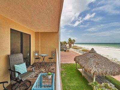 Photo for Luxury Gulf Front Condo in the heart of Indian Shores FL