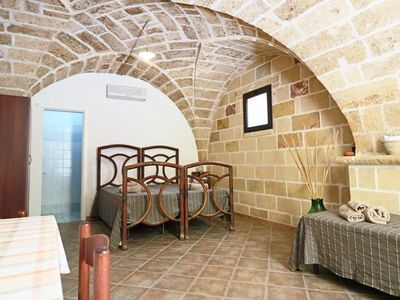 Photo for Holiday house Mono Grotta 1 in Parabita in Salento a few km from Gallipoli
