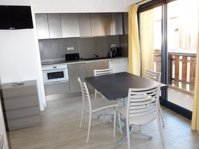 Photo for APARTMENT ALPE D'HUEZ NEAR CENTER STATION