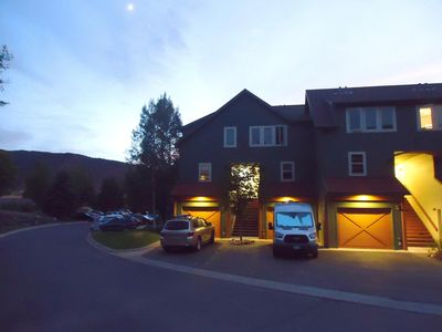 Photo for Lakeside Townhome with beautiful mountain views