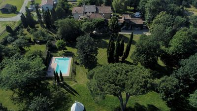 Photo for Tuscan Villa- Charming House- Pool and Tipi