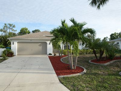 Photo for BEAUTIFUL VACATION POOL VILLA IN SW CAPE CORAL - FLORIDA