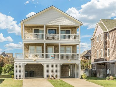 Photo for Pelican's Post: 5 BR / 6 BA house in Nags Head, Sleeps 10