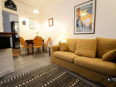 Photo for Friendly Rentals The Odeon Charm Apartment in Paris