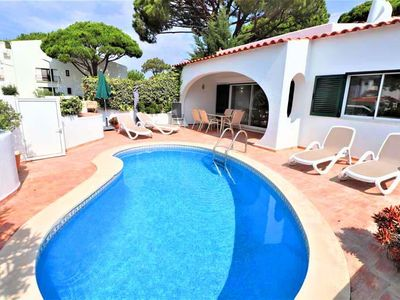 Photo for Fully Renovated 3 Bedroom Villa in Vale do Lobo T147