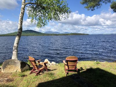 Grand View Lakefront Cottage - direct Snowmoble and ATV , ITS trail access