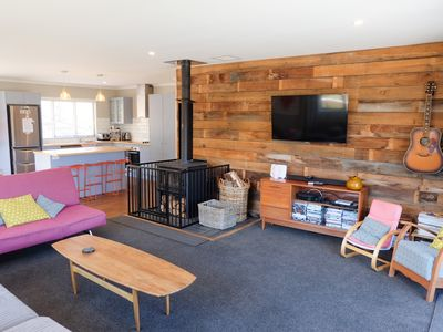 Photo for Hanmer Time - the coolest holiday rental in Hanmer!