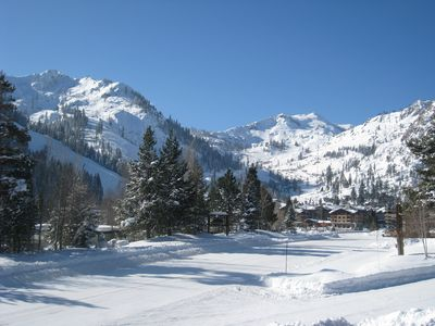 Photo for Prime View Squaw Valley Condominium