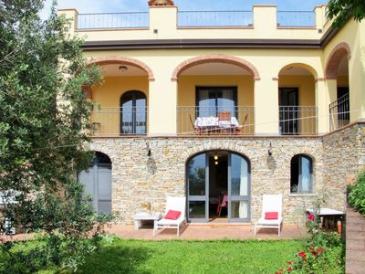 Photo for Vacation home Delle Stelle (FOV200) in Fosdinovo - 4 persons, 2 bedrooms