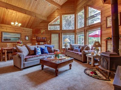 Photo for Cedar Run - Secluded 2 Bedroom Home