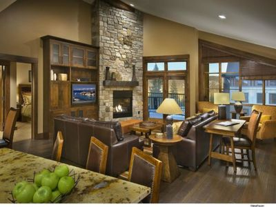 Photo for Northstar Lodge Ski-In/Ski-Out Holiday Vacation 2 Bedroom Villa