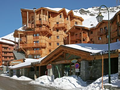 Photo for Nice apartment near the center of Val Thorens and slopes