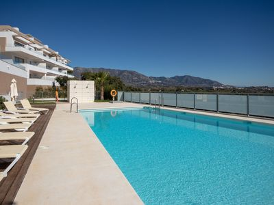 Photo for Modern spacious duplex Horizon Golf  La Cala Golf Resort