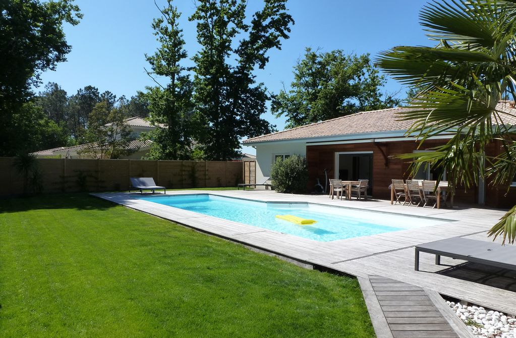 Luxury Villa In Lege, Cap Ferret (Finished In June   - 602744