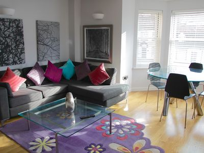 Photo for Superior Studio Apartment with Bay Window @ Marino Place