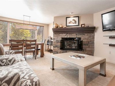 Photo for Remodeled 2 Bedroom Condo within Walking Distance to Slopes with Common Area Pool and Hot Tub Access