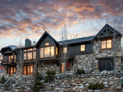 Photo for Massive, Luxury 7500 sqft.-Walk to Main-Easy to Park City & Deer Valley!