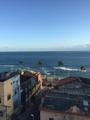 Photo for apt 3/4 with air 50 meters from the lighthouse bar, all renovated and furnished!