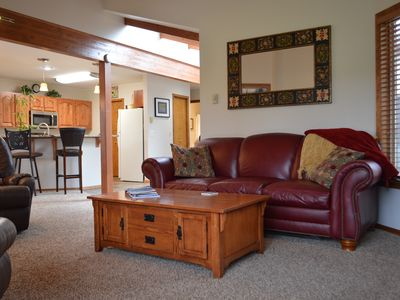 Photo for Beautiful 2 Bdrm 2 Bath Home on Meadow Lake Golf Course - Stunning Views!