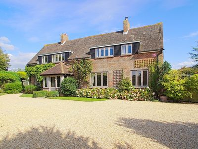 Photo for Large  harbour side holiday house  close to the  beach Chichester  & Goodwood