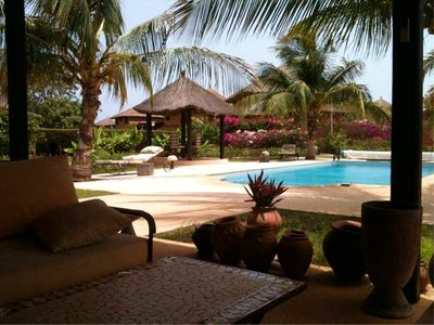 Photo for 3BR Villa Vacation Rental in Nianing